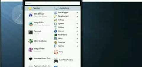 Lancelot, el nuevo Menu para KDE 4