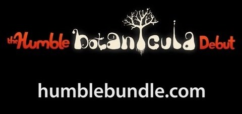 The Humble Botanicula Debut