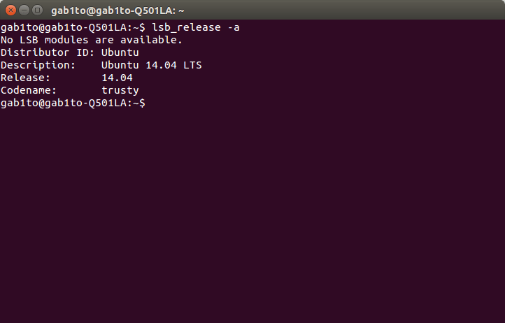 Actualiza a Ubuntu 14.04 LTS desde Ubuntu 13.10