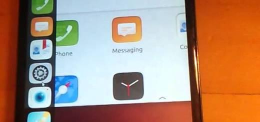 Un vistazo al modo de escritorio de Ubuntu Touch