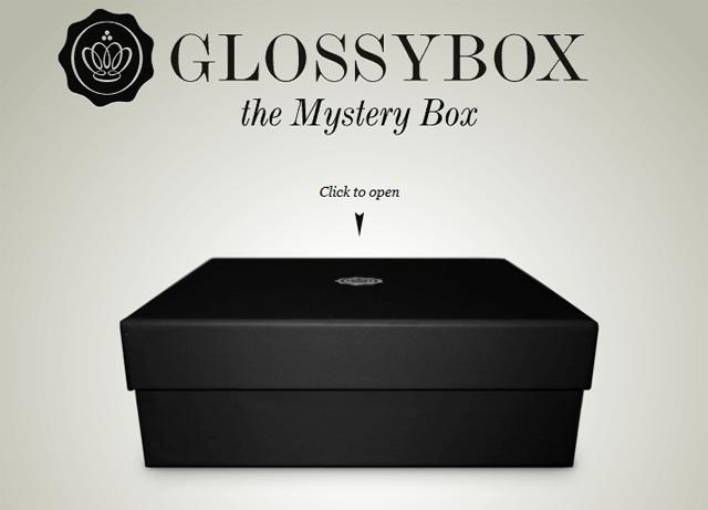 glossybox mystery