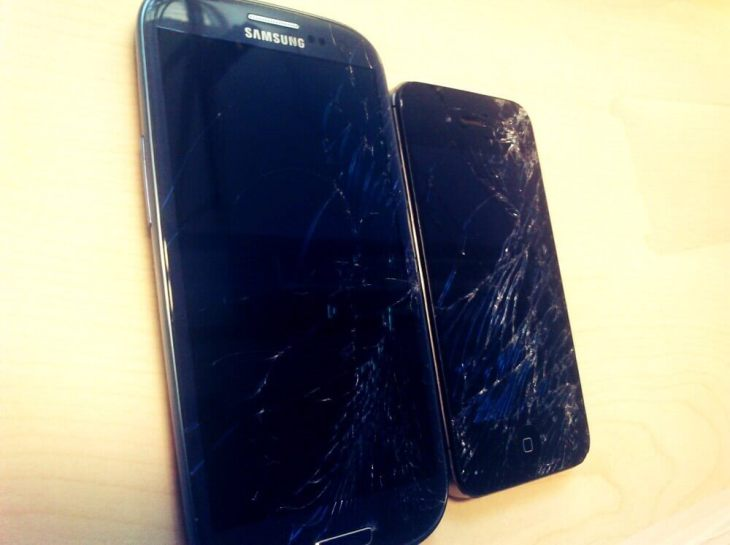 Review Samsung S3 e IPhone 4s