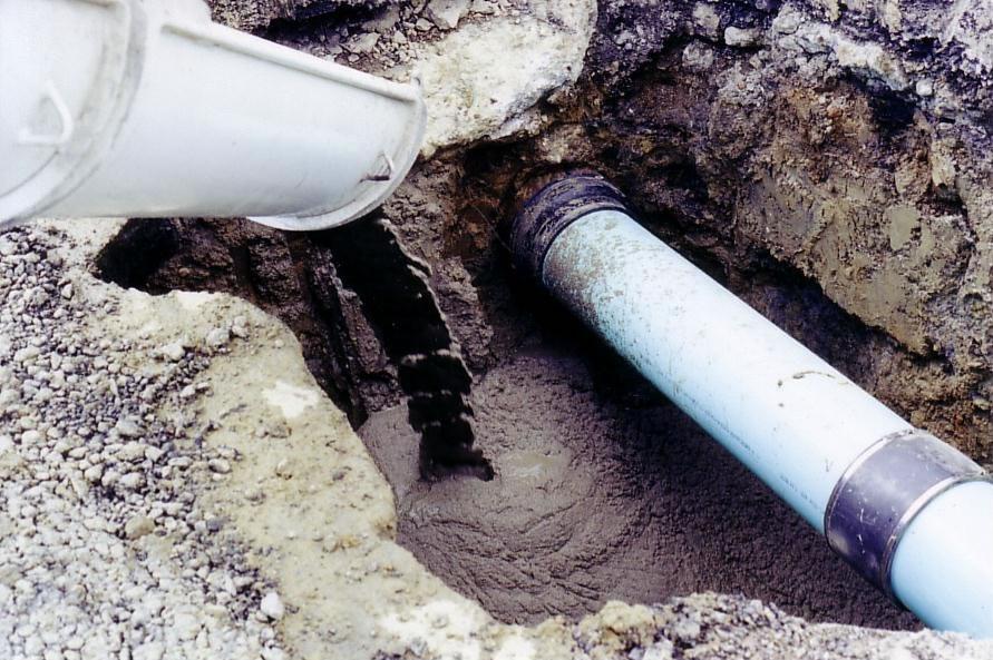 Low Density Fill Concrete : Flowable fill georgia ready mixed concrete association