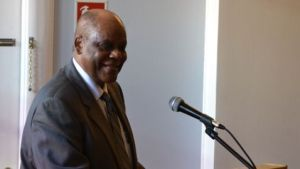 Prof. Hamdesa Tuso at the Seminar in Oslo, Norway