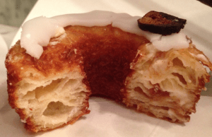 Cross Section of the Cronut