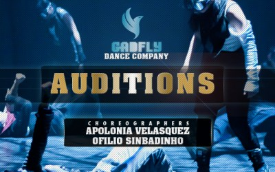 Gadfly Company Auditions 2016