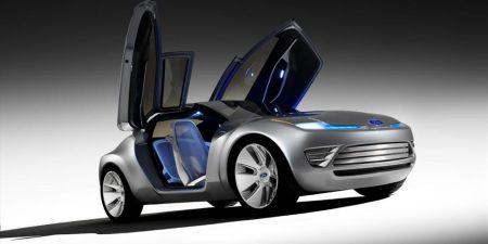 Del auto propulsado con energía nuclear al Mustang con techo de vidrio, Ford muestra sus concepts más impresionantes