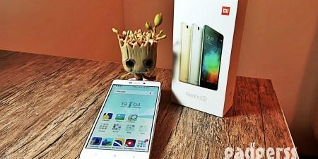 Reseña: Xiaomi Redmi 3 Pro