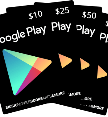 Google Play gift card in bangladesh