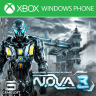 N.O.V.A. 3 Available For Windows Phone