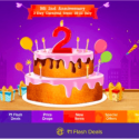 Xiaomi Mi India 2nd Anniversary Sale From July 20 To 22 – Re. 1 Flash Sale And More