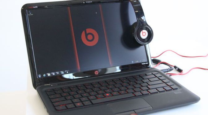 HP DM4 Beats laptop