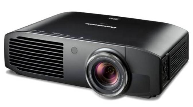 Panasonic PT-AE7000 3D Projector - India Price