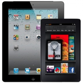 Amazon Kindle Fire vs Apple iPad