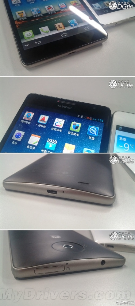 Huawei Ascend Mate Phone Picures
