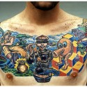 thumbs gamer tattoos 010