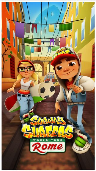 Subway Surfers Rome Download Subway Surfers 2014 All World Tours Cheats, Tricks for Unlimited Coins & Keys Modded APK