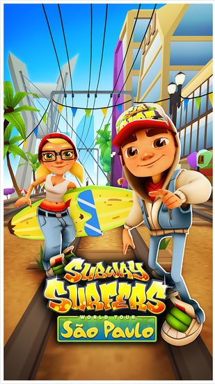 Surfers Sao Paulo Download Subway Surfers 2014 All World Tours Cheats, Tricks for Unlimited Coins & Keys Modded APK