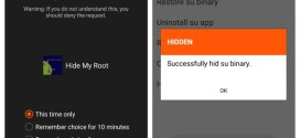 How to hide Root Access from certain apps in Android [Hide My Root]