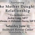 Mother-Daughter Retreat