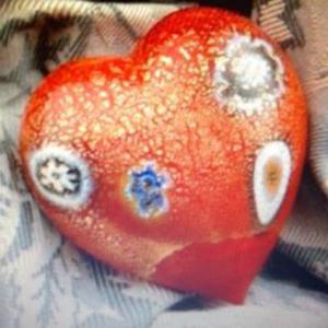 Murano-Heart