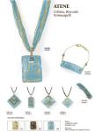 Atene-6 Rectangular Bracelet/ Grecian Key Motif