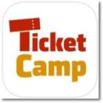 【解決】チケットキャンプアプリがログインできない/起動しないバグ不具合障害の対処設定方法