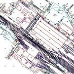 """Καταγραφή, τοπογραφική αποτύπωση της ακίνητης περιουσίας του ΟΣΕ και σύνταξη κτηματολογίου ΟΣΕ στην περιοχή: Θεσσαλονίκη-Κιλκίς (08)"""""""
