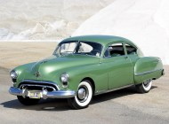 '49 Olds - the car I learned to drive on in 1959