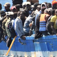 Over 100 African Migrants feared Dead off the Coast of Libya