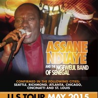Assane Ndiaye & The Ngeweul Band of Senegal On a Tour in the US
