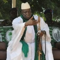 Jammeh embarrasses Gambia at ECOWAS; Bids to be life President