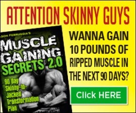 review on muscle gaining secrets 2.0
