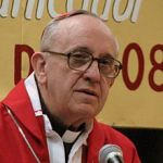 Satanic Jesuit Pope Francis Bergoglio's statement on ET role in Universe creation is (1) scientifically correct and intended (2) to evade criminal court sentence in Ninth Circle infanticides, and (3) to claim Satanic dominance over Earth with ETs