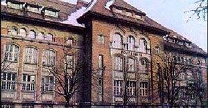 Institutul Notre Dame de Sion - Facultatea de mecanica