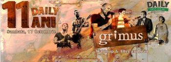 Concert Grimus 11 ani Daily