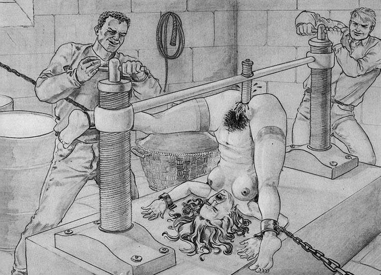 Drawing incest cartoons