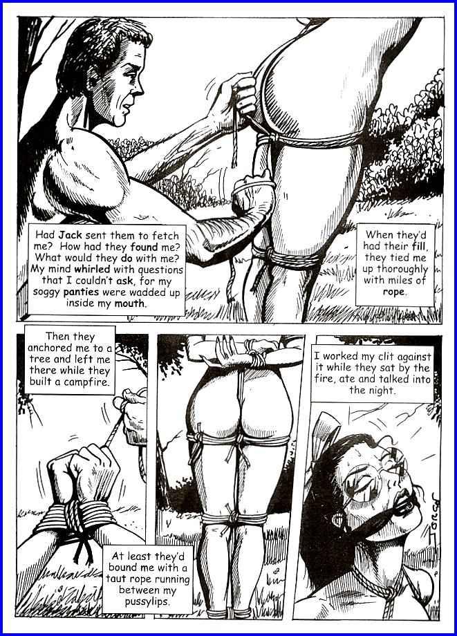 adult comic bdsm roberts