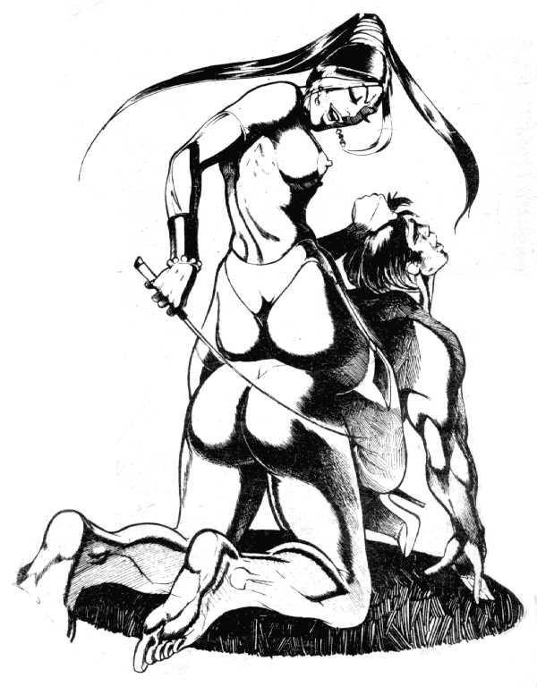 sissy bondage cartoons