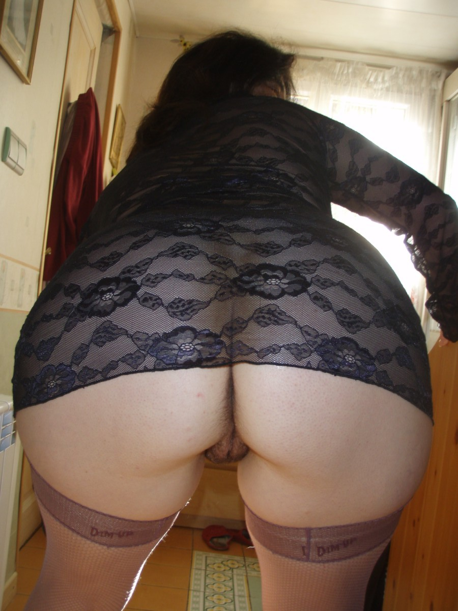 bent over skirt accident