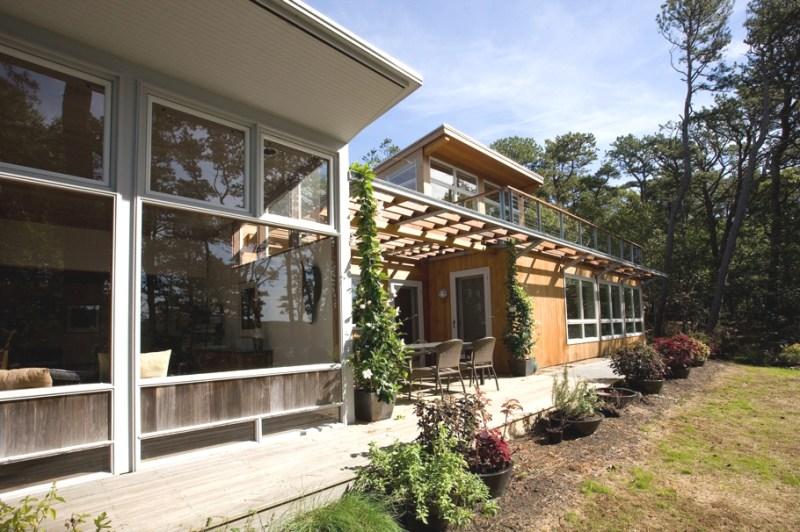 Дом Modern Addition от HAMMER ARCHITECTS в США