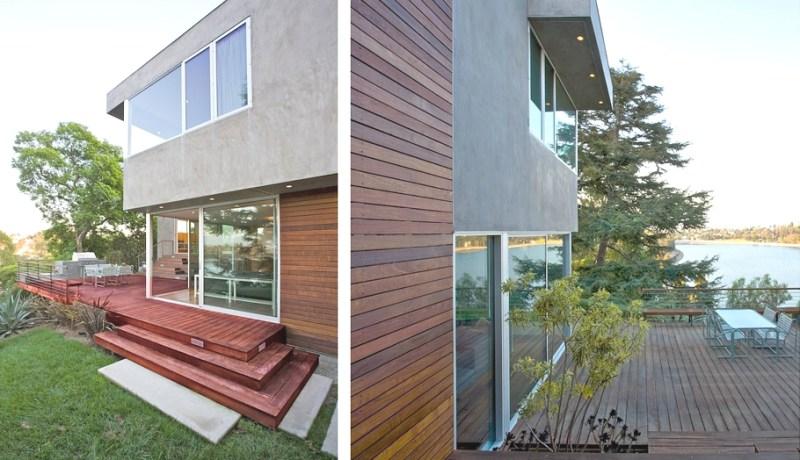 Двухэтажный коттедж Redesdale Residence в США
