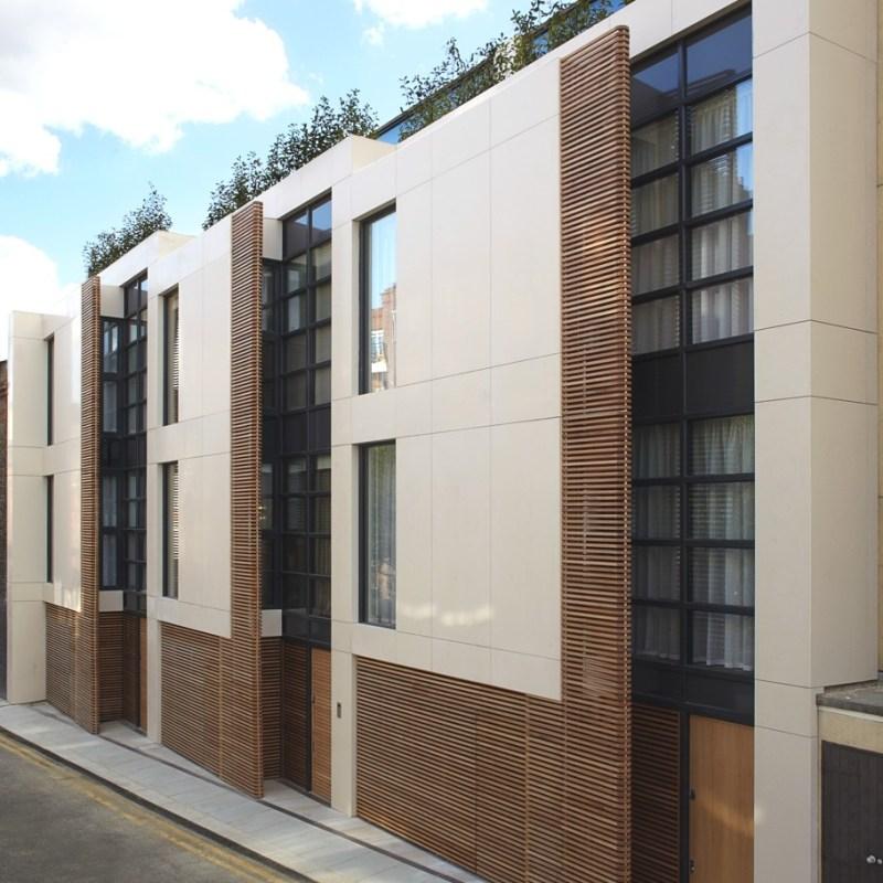 The Chelsea Townhouses - фешенебельные апартаменты в Лондоне