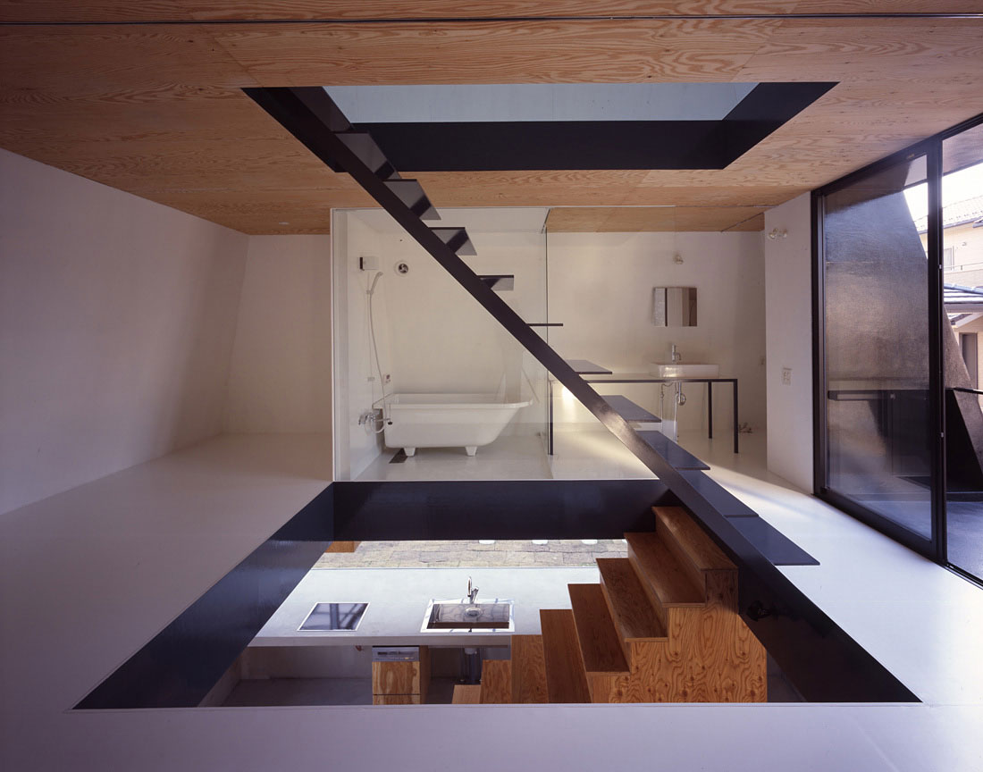 Интерьеры маленьких душевых комнат