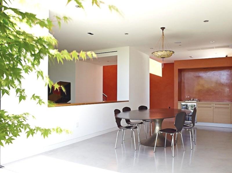 Минималистичный дом The Three Wall House в Лос-Анджелесе