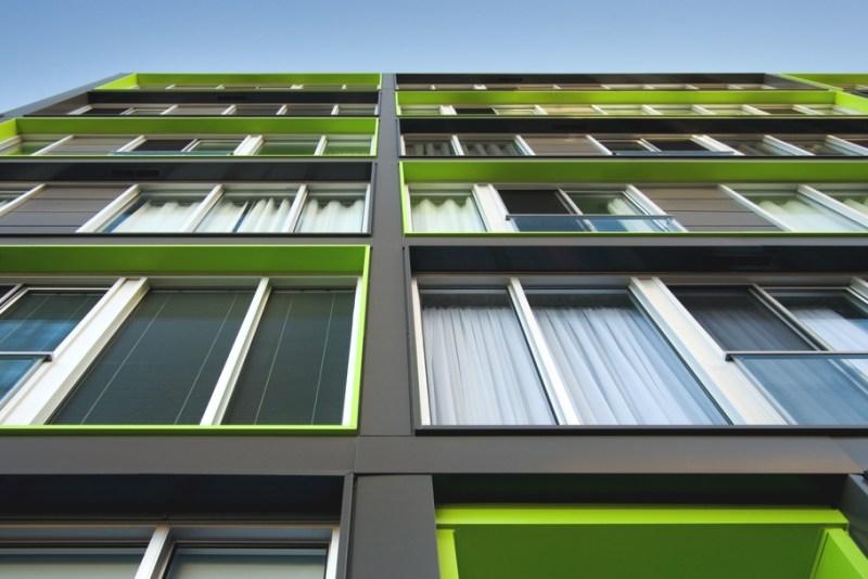 Жилой дом M9 в Амстердаме
