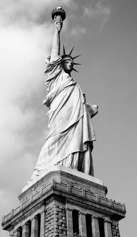 Statue of Liberty by Anthony DELANOIX