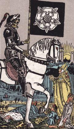 Rider Waite Smith - Death