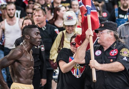 racism and the racist groups ku klux klan neo nazis and aryan nations Racist white supremacist organizations, including neo-nazi group aryan nations, several ku klux klan chapters, and the neo-confederate southern national congress, make up a bulk of the state's .