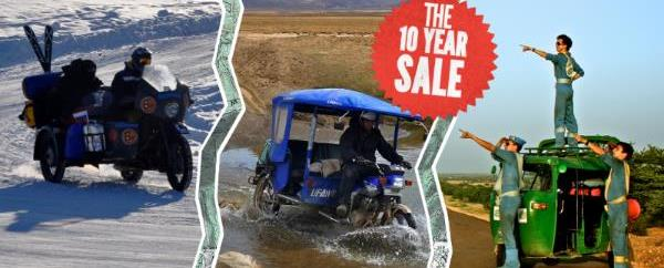 The 10 Year Sale